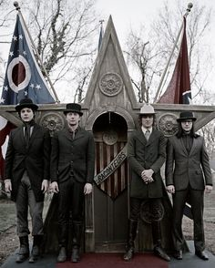 Jack White and the Raconteurs