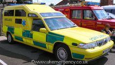 Volvo V90 Ambulance