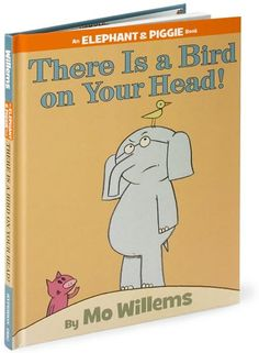 "New to the Storytime with TallyMom Video Library - ""There's a Bird on Your Head"" by Mo Willems. This is such a fun book! Enjoy!"