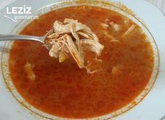 Paça Tadında Tavuk Çorbası - Leziz Yemeklerim Thai Red Curry, Salsa, Turkey, Pudding, Pie, Ethnic Recipes, Desserts, Food, Kitchen