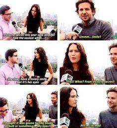 I love Jennifer Lawrence!!