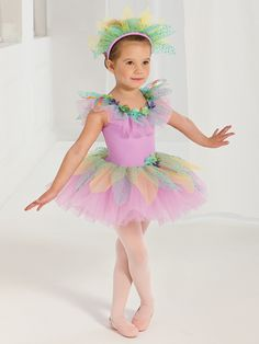 Flower Fairy - Style 0280 | Revolution Dancewear Children's Dance Recital Costume