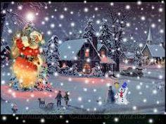 Image result for free thomas kinkade christmas themes wallpapers desktop
