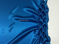 Canadian Smocking tutorial with step by step pictures - Arrow design