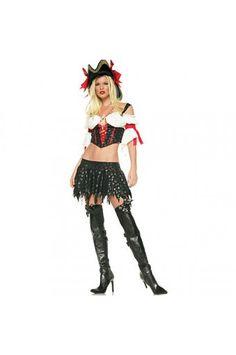 $32.99 Marauder Pirate Costume