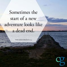 Trust the journey - sometimes the #start of an #adventure looks like a dead end