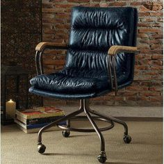Our Offers Medway Leather Executive Chair By Union Rustic Chair Upholstery, Upholstered Dining Chairs, Chair Cushions, Drafting Chair, Executive Office Chairs, Stylish Chairs, Conference Chairs, Mesh Office Chair, Parsons Chairs