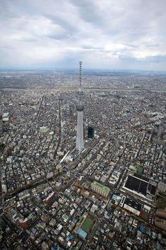 Tokyo Skytree 2012/04/07