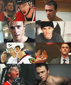 The many faces of Jonathan Toews