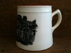 Antique English Seaton Souvenier Cup by EnglishShop on Etsy, $42.00
