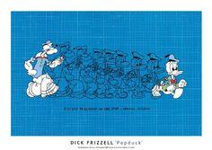 'Pop Duck' by Dick Frizzell Art Print Metamorphosis Art, Nz Art, Pop Culture Art, Kiwiana, Enamel Paint, Silk Screen Printing, Art Reproductions, Home Gifts, Printmaking