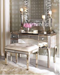 Gorgeous, elegant vanity.