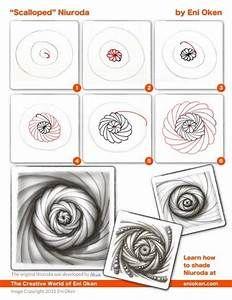 Scalloped Niuroda pattern stepout by Eni Oken | enioken ...