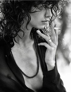 Vogue Paris Setembro 2014   Mica Arganaraz por David Sims [Editorial]