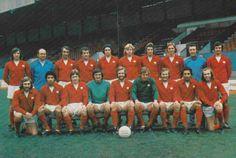 Leyton Orient 1973-74.