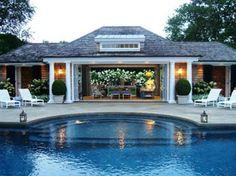 Design hamptons on pinterest hampton style pool for Pool design hamptons