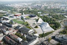 ALA Architects - Helsinki Olympic Park
