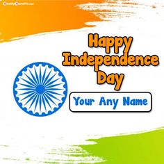 Name wishes profile pictures happy independence day, proud to feel 15th August greeting card image editing free, personalized name writing latest best collection 2020 photo maker tools creative pic, most popular happy independence day wishes and greeting high quality wallpapers download customized name generator. Happy Independence Day Indian, Independence Day Wishes Images, Independence Day Greeting Cards, 15 August Independence Day, 15 August Pic, August Pictures, August Wallpaper, Name Pictures, Profile Pictures