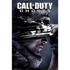 (22x34) Call of Duty Ghosts - Key Art...