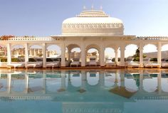Taj Lake Palace Udaipur, Удайпур (Индия)