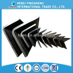 """""""High Quality Q195,Q235 Steel Angle Steel Angle With Holes Steel 45 Degree Angle Iron"""""""