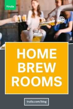 Create A Personal Tap Room With These 7 Home-Brew Hacks