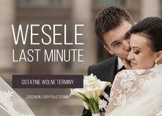 Ostatnie wolne terminy na październik i listopad! #wedding #lastminute
