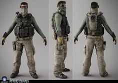 Ghost Recon Future Soldier on Behance