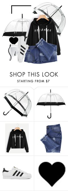 """""""e.s☕️"""" by softshinobi on Polyvore featuring Saks Fifth Avenue, Essie, adidas and NIKE"""