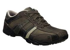 Skechers SK62607 Diameter - Vassell (Seth) Mens Lace Up Shoe  http://www.robineltshoes.co.uk/store/search/brand/Skechers-Mens/ #shoes