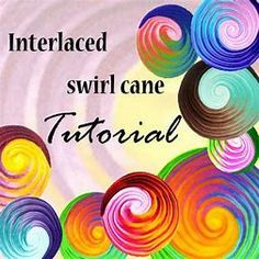 Image result for Polymer Clay Cane Tutorial