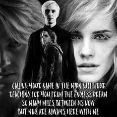 #dramione #granger #hermionegranger #emmawatson #gryffindor #hp #potterhead #draco #dracomalfoy #malfoy #tomfelton #feltson #slytherin #scorose #dramioneforever #hogwarts #always #forbiddenlove #lovehaterelationship #otp #dramioneship #fanfiction #dramionefanfic #slytherinpride #gryffindorpride #harrypotter #harrypotterfanfic