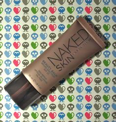 The Happy Sloths: Urban Decay Naked Skin Beauty Balm: Review and Swatch