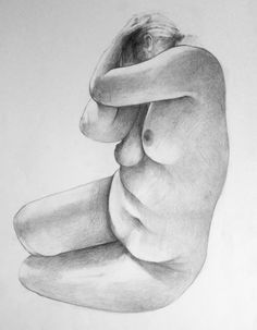 Once upon a time Body Drawing, Anatomy Drawing, Life Drawing, Figure Drawing, Painting & Drawing, Art Sketches, Art Drawings, Gravure Photo, Art Beauté