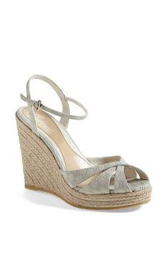 Gucci ~ espadrille sandal