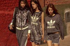 Farm e adidas Originals revelam quinta colaboração (Foto: Divulgação)
