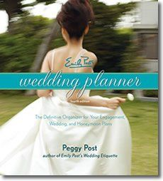 Learn everything you need to know about wedding planning from the people who literally wrote the book!  Emily Post's Wedding Planner  is the ultimate tool for getting every detail of the big day perfect and staying within your budget. This hardcover fourth edition by etiquette authority (and Post's great-granddaughter-in-law), Peggy Post, is the definitive guide for Emily Post weddings. It comes loaded with tips, do's and don'ts, questions to ask vendors, contingency plans, and invaluable…