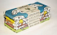 Design and Paper   We Love Chocolate (Packaging)   http://www.designandpaper.com