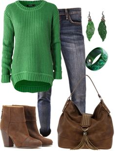 """""""~Feeling Lucky~"""" by mels777 on Polyvore"""