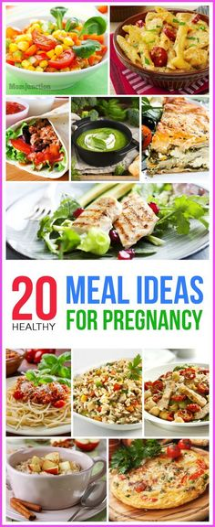 A week of delicious pregnancy meals and snacks pregnancy healthy 20 healthy meal ideas for pregnancy forumfinder Image collections