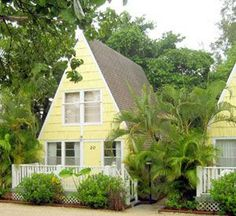 Anchor Inn & Cottages in Sanibel Island, Florida, House/Cottage
