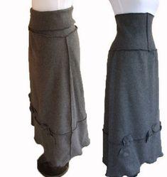 Fleece skirt--nice for winter