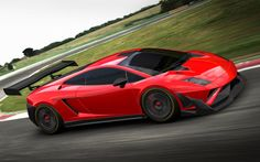 Lamborghini Announces New GT3 Racecar, Aventador Roadster Launch Uses Airport Runway (W/Video) - WOT on Motor Trend