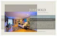 Just Sold for 11% over list price on Hedding St (BUSY STREET)!  Imagine what we can do for you on a quieter street.