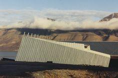 Jarmund/vigsnæs Architects · Administration Building for The Governor of Svalbard · Divisare