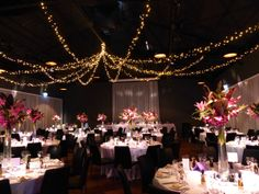 Weddings @ Cargo Hall - South Wharf Promenade, Melbourne