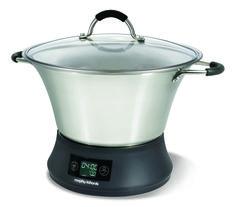Flavour Savour Cooker  http://www.morphyrichards.co.za/products/4-5l-flavour-savour-slow-cooker-48784