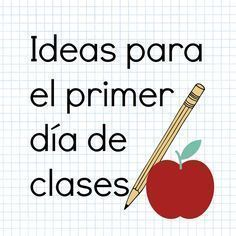 Ideas para regreso a clases Spanish Teacher, Spanish Classroom, Teaching Spanish, School Classroom, Teaching English, First Day Activities, Back To School Activities, Class Activities, Classroom Activities