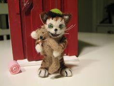 Mine dukkehuse: Findus og Bamse