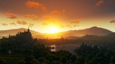 Toussaint |  The Witcher 3: Wild Hunt